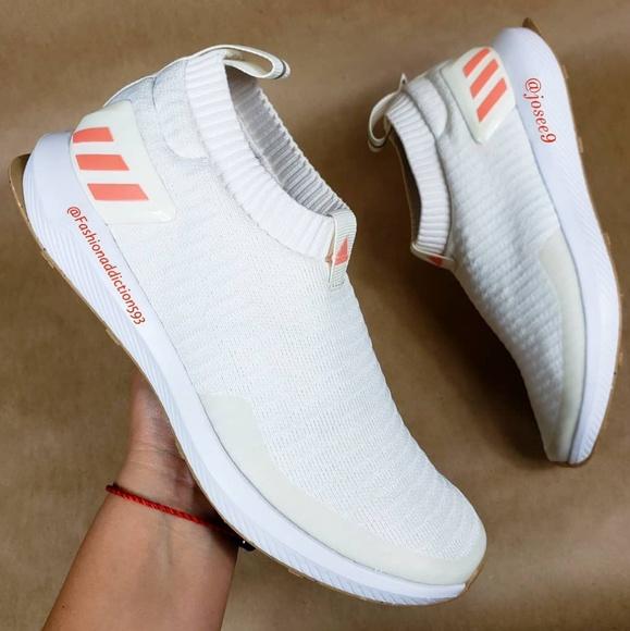 Adidas Rapiolarun Laceless Knit Womens
